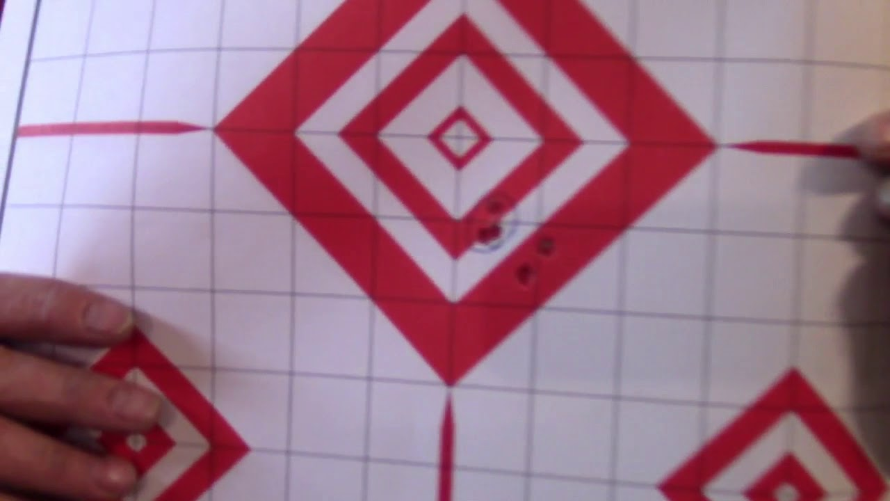 Lee Beginning Reloading, 223/5.56, Video 32, Analyzing My Groupings