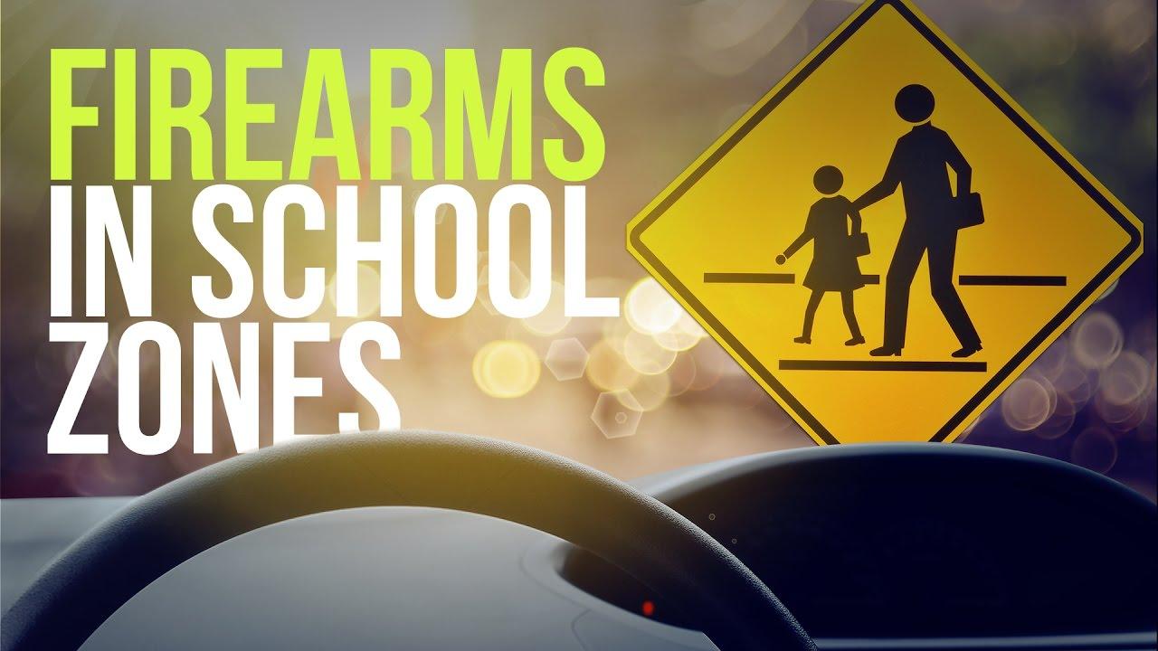Firearms in School Zones - Oklahoma