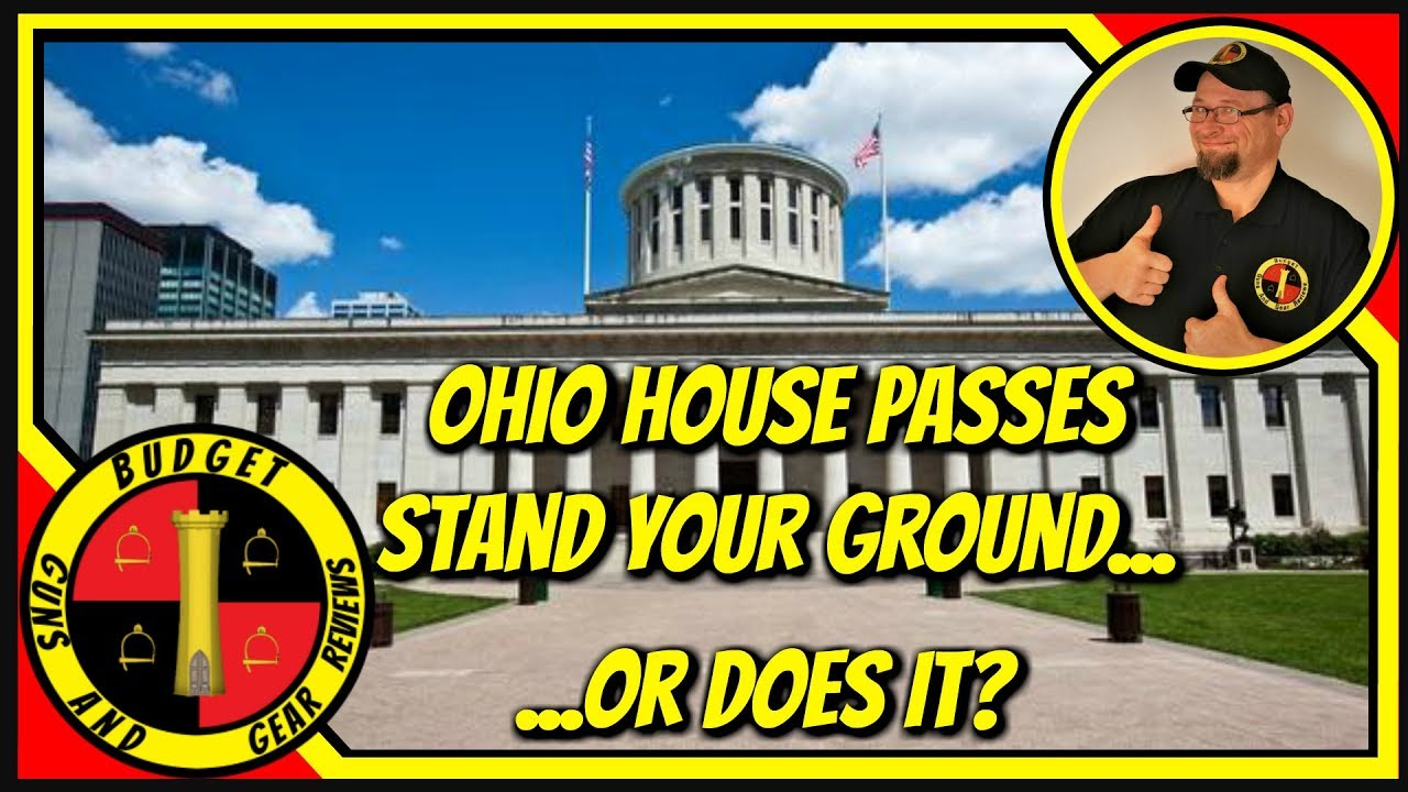 RotP 11-16-18; Ohio House Passes Stand Your Ground?, Democrats ARE Coming For Your Guns HR 7115!