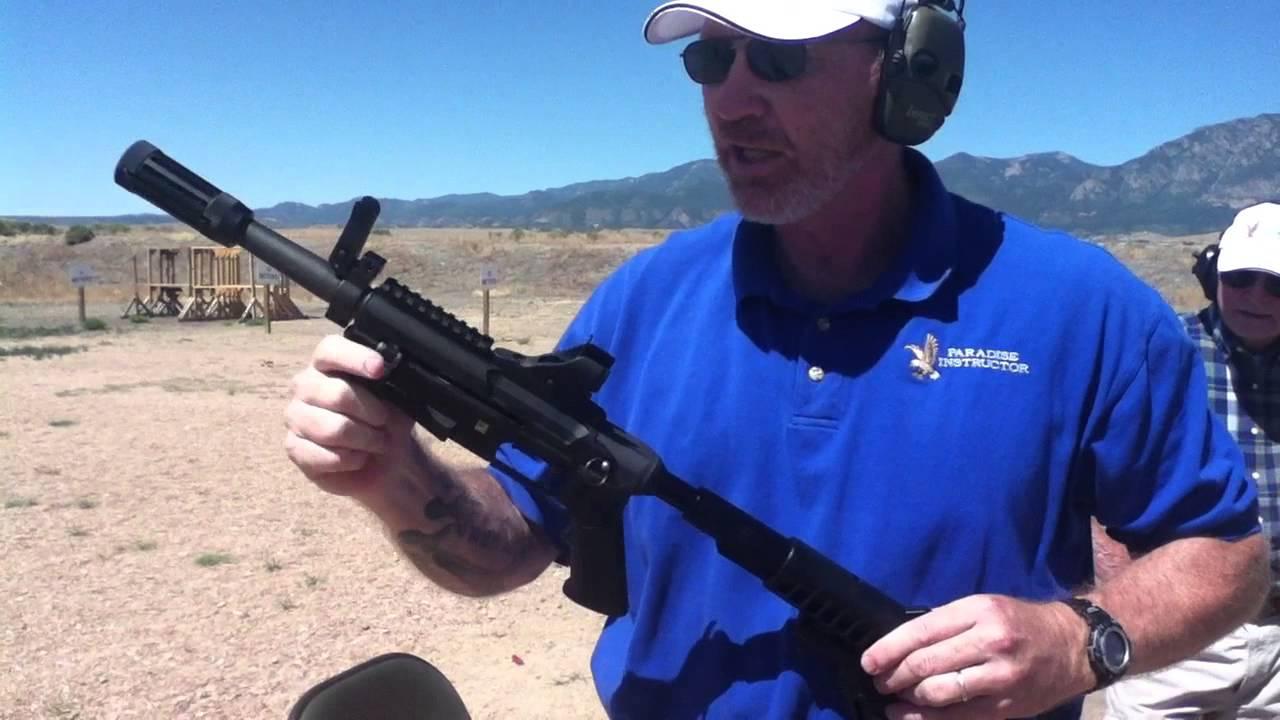 M26 MASS Modular Accessory Shotgun System!