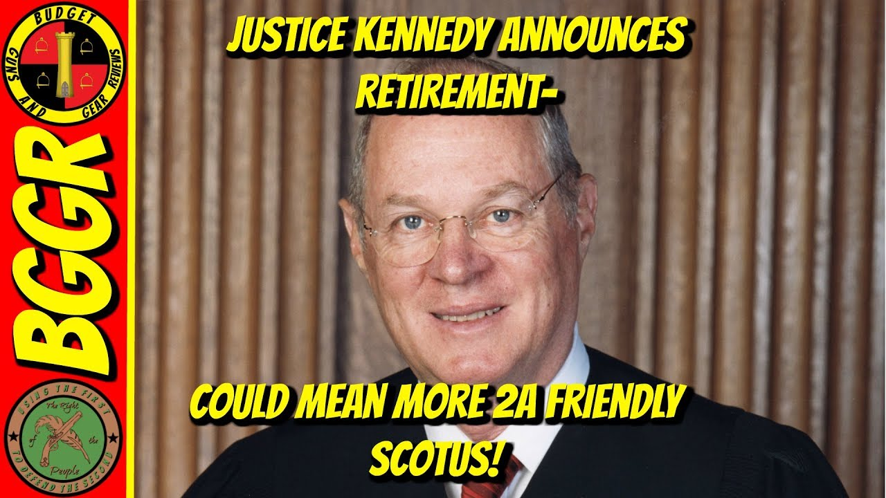 RotP 6-29-18; Justice Kennedy retires, Trump staff threatened, Newsroom shooting, More!