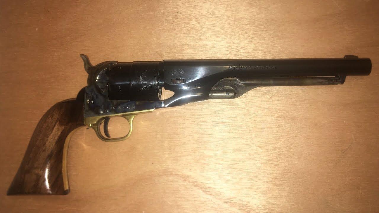 1860 Colt Army Pietta, 1137fps? accuracy & power?