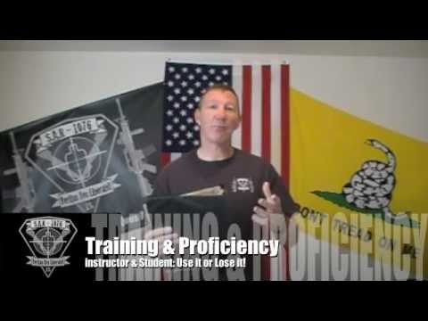 Training & Tactics: What you Need to know about Training, Drills, Skills & Staying Proficient