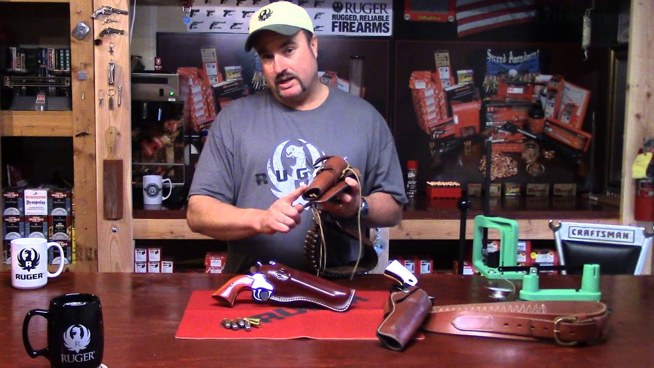 Coffee with Highboy, Video 29, Holster Selection for Your Revolver