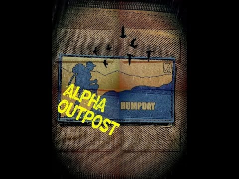 ALPHA OUTPOST HUMPDAY BOX!!