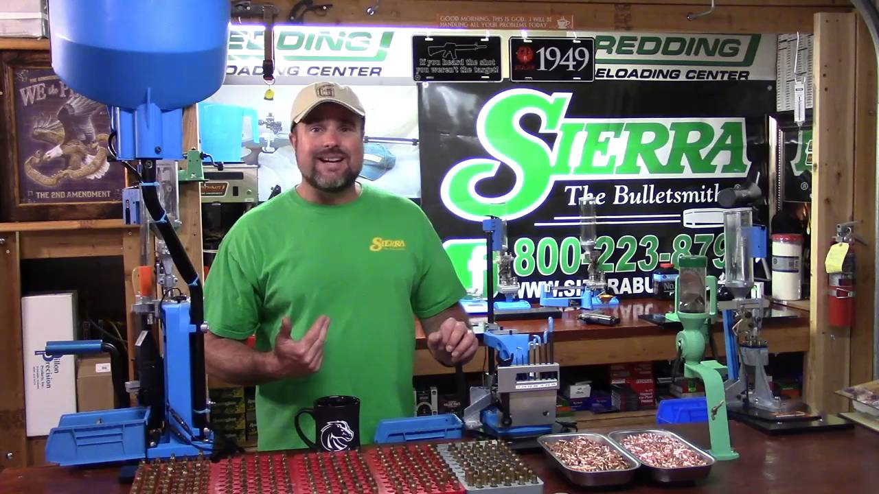 Channel Update: Dillon RL550B, XL650, Redding, AR-15 Build Series, 9mm Load Series