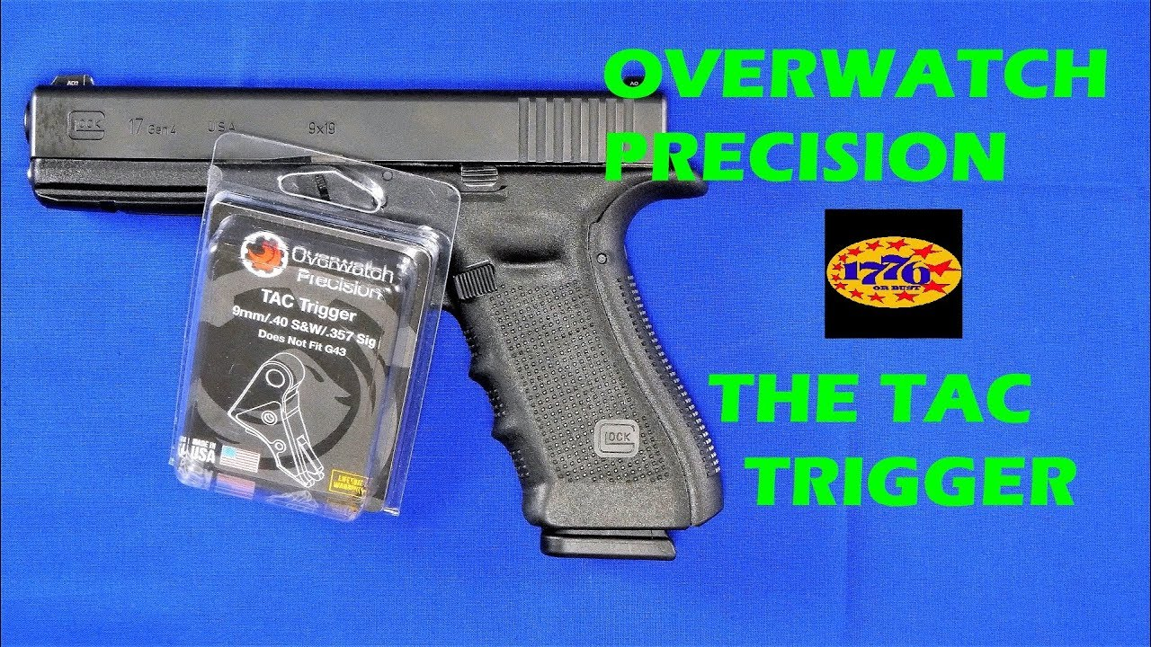 GLOCK 17 & OVERWATCH PRECISION: ANOTHER GREAT OPTION