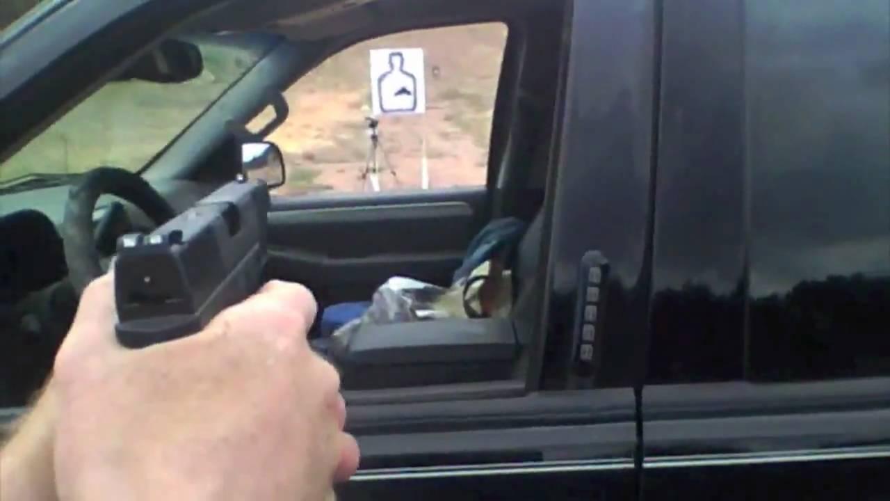 Dynamic Gun Drills - Run, Gun & Vehicle Cover!