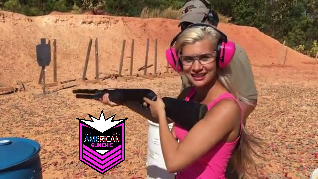 How To Teach Women To Shoot A Shotgun! (It needed to be made) at James Yeager's Tactical Response