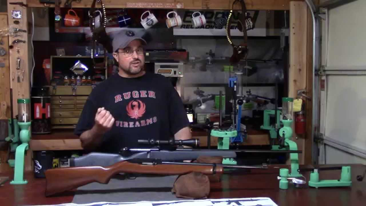 Ruger 10-22, 50th Anniversary,  Defining the Carbine Rifle, Video 2