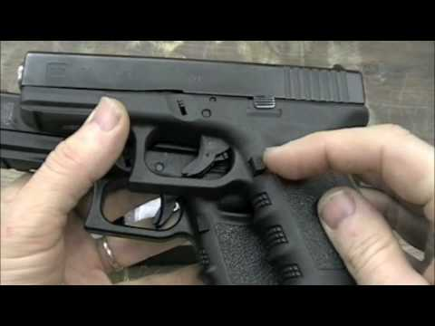 The Glock 17 Airsoft Pistol Review 1 of 2