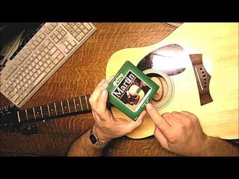 Peavey Acoustic Guitar Bridge Repair Part 2