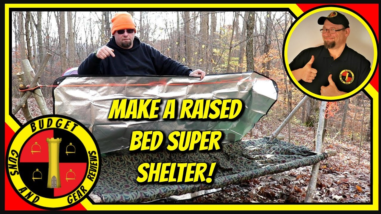 How To Make A Raised Bed Super Shelter