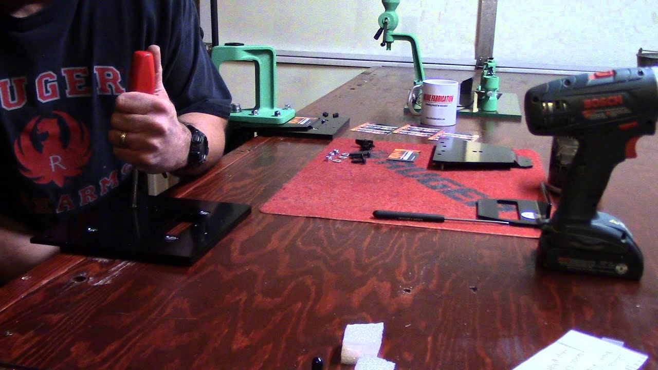 WBR, Video 35, Inline Fabrication, Quick Change System Mounting