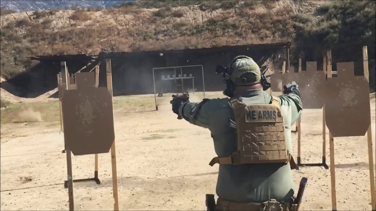 2 Gun Action Challenge Match 11-17-2018