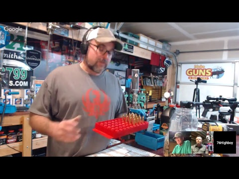 Reload Guns and Ammo Talk Show: RCBS Military Crimp Remover: 90386