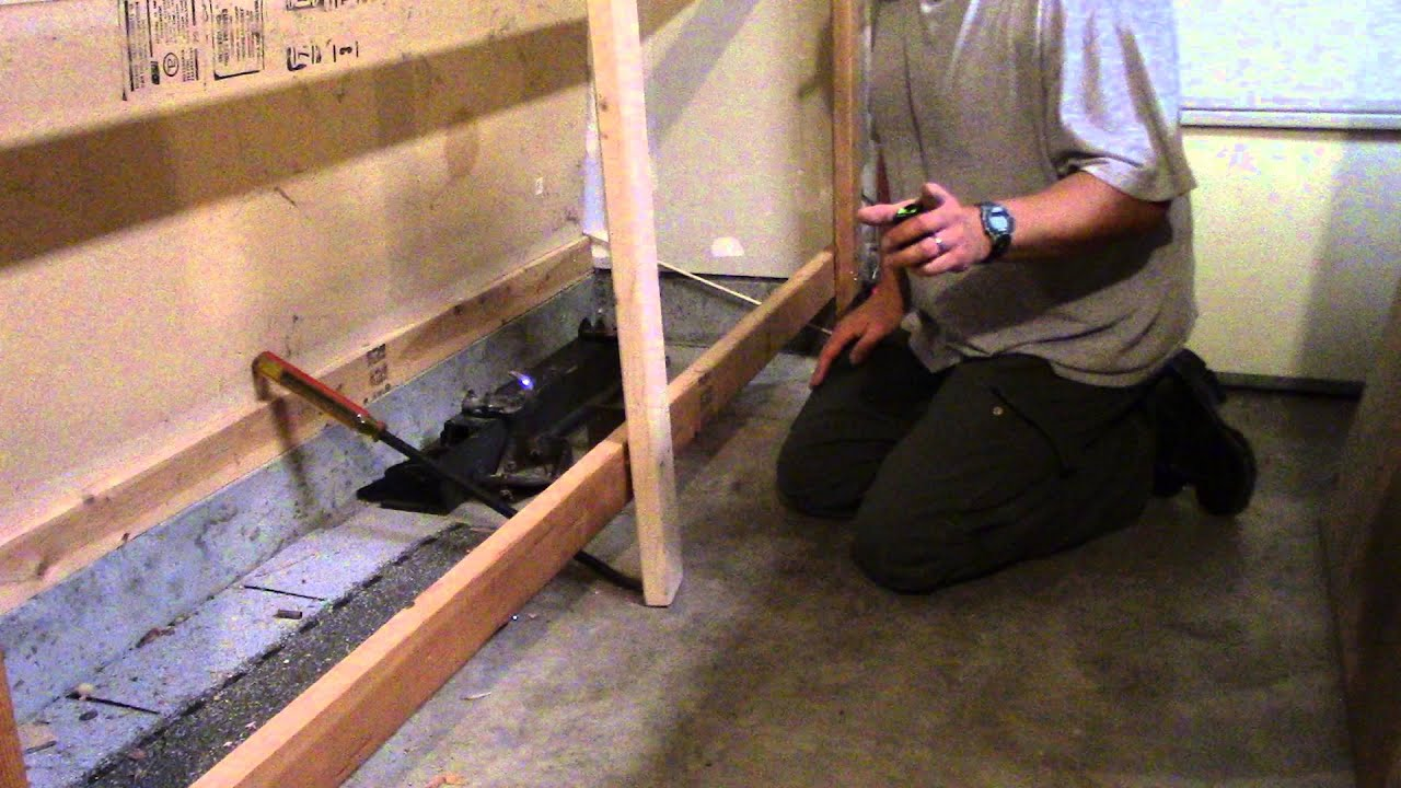 How to Build A Reloading Bench, Video 3