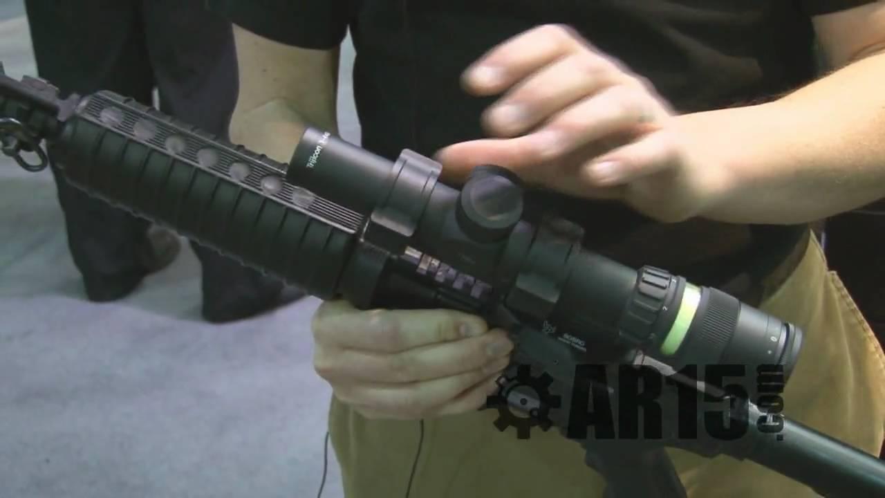 Trijicon - 2010 SHOT Show - AR15.Com