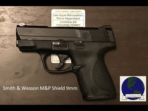 Smith & Wesson M&P Shield 9mm