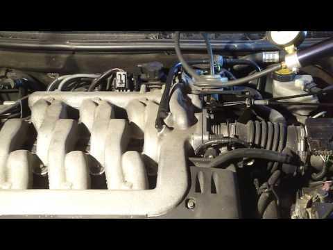 Code P0401 EGR Flow Insufficient / '98 Ford Contour