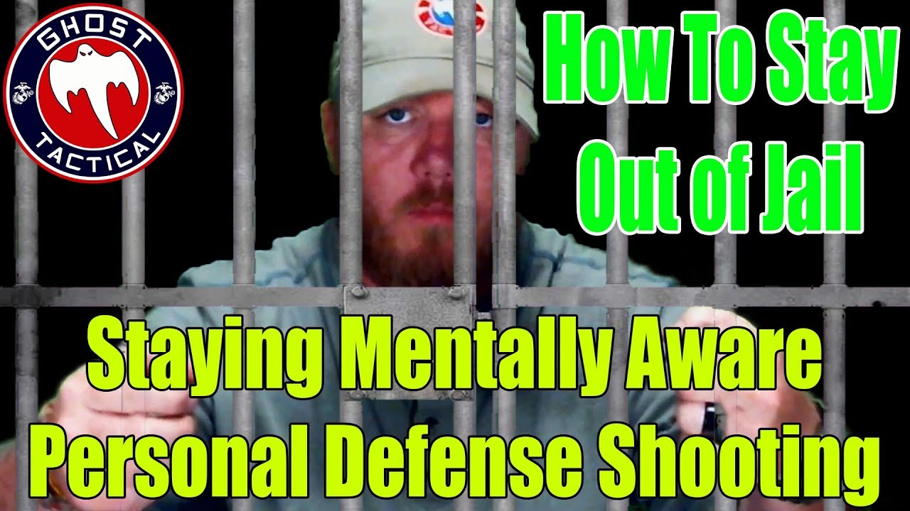 How To Stay Out of Jail After a Personal Defense Shooting