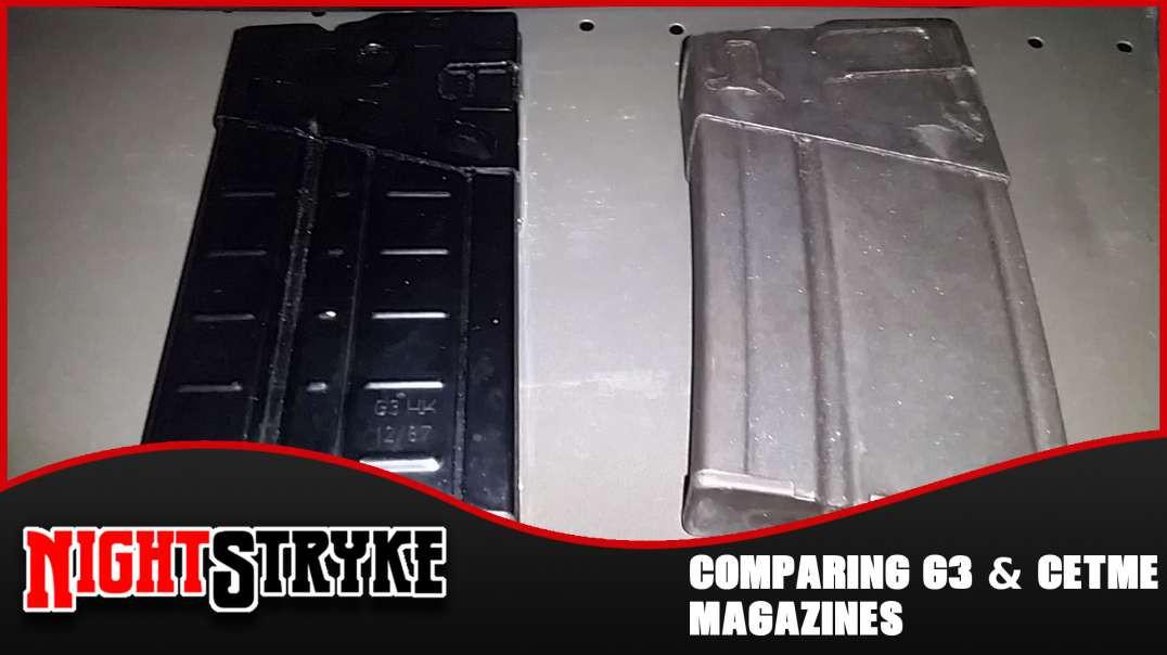 Comparing G3 & CETME Magazines