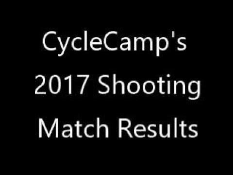 CycleCamp 2017 Match Results