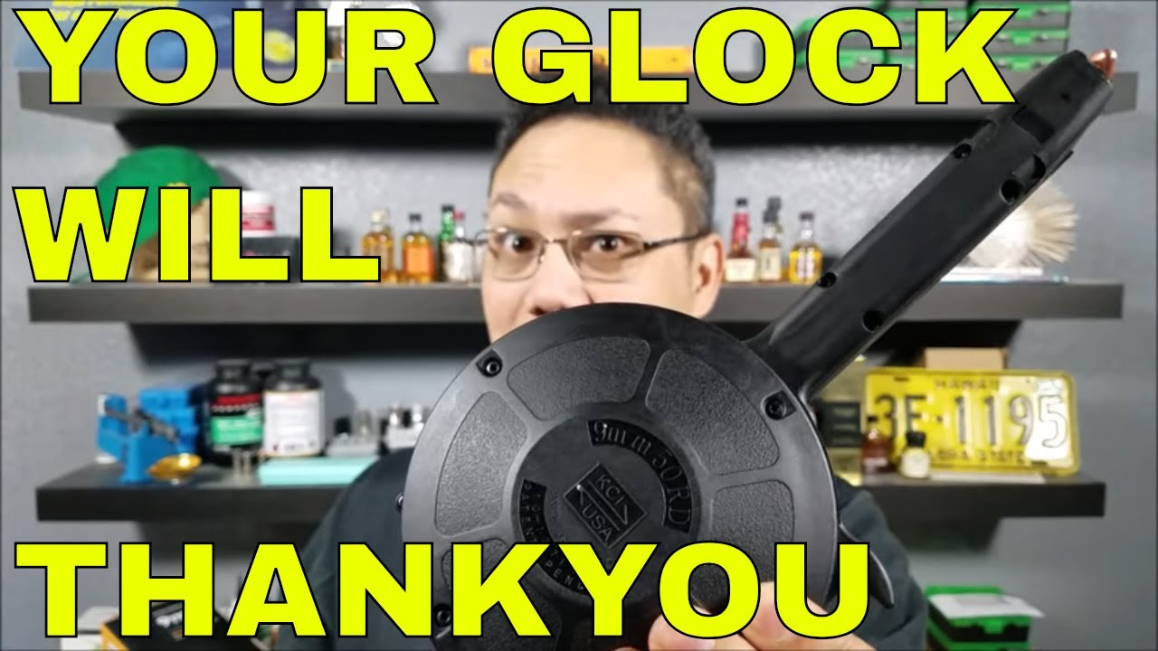 CANT BELIEVE THIS HAPPENED NEW GLOCK 45 KCI USA MAGAZINE REVIEW