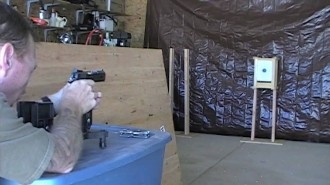 CQB Series: Part 4  Accuracy Test of the CQB Master