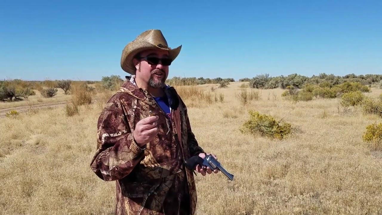 Ruger Super Blackhawk vs. Oregon Trail Laser-Cast 44 Cal. 310 Gr. WNFP GC  .430 @ 1325 FPS