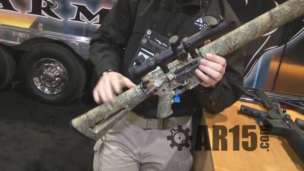 DPMS - 2010 SHOT Show - AR15.Com