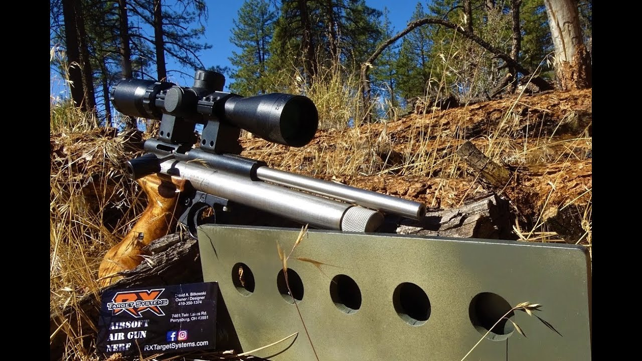 RX Target Systems Review