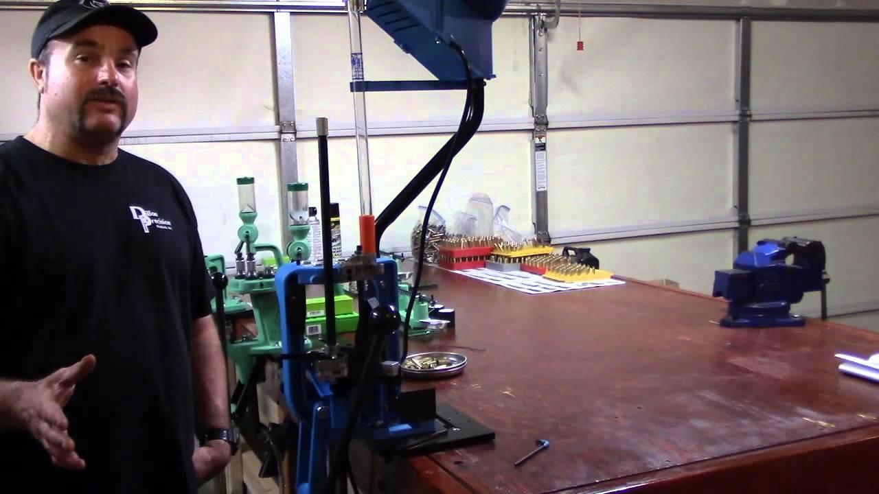WBR, Video 169, Dillon Precision Machines are Amazing Right Out of the Box