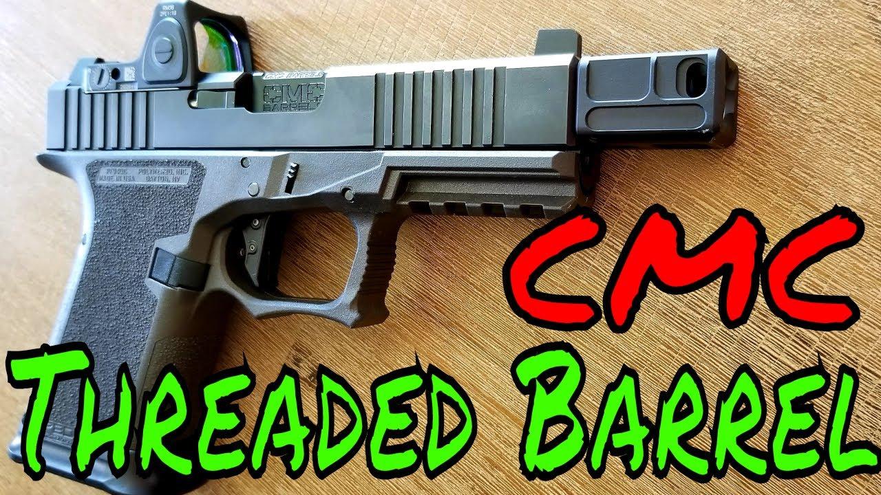 CMC Glock Barrel Bang On 💥!