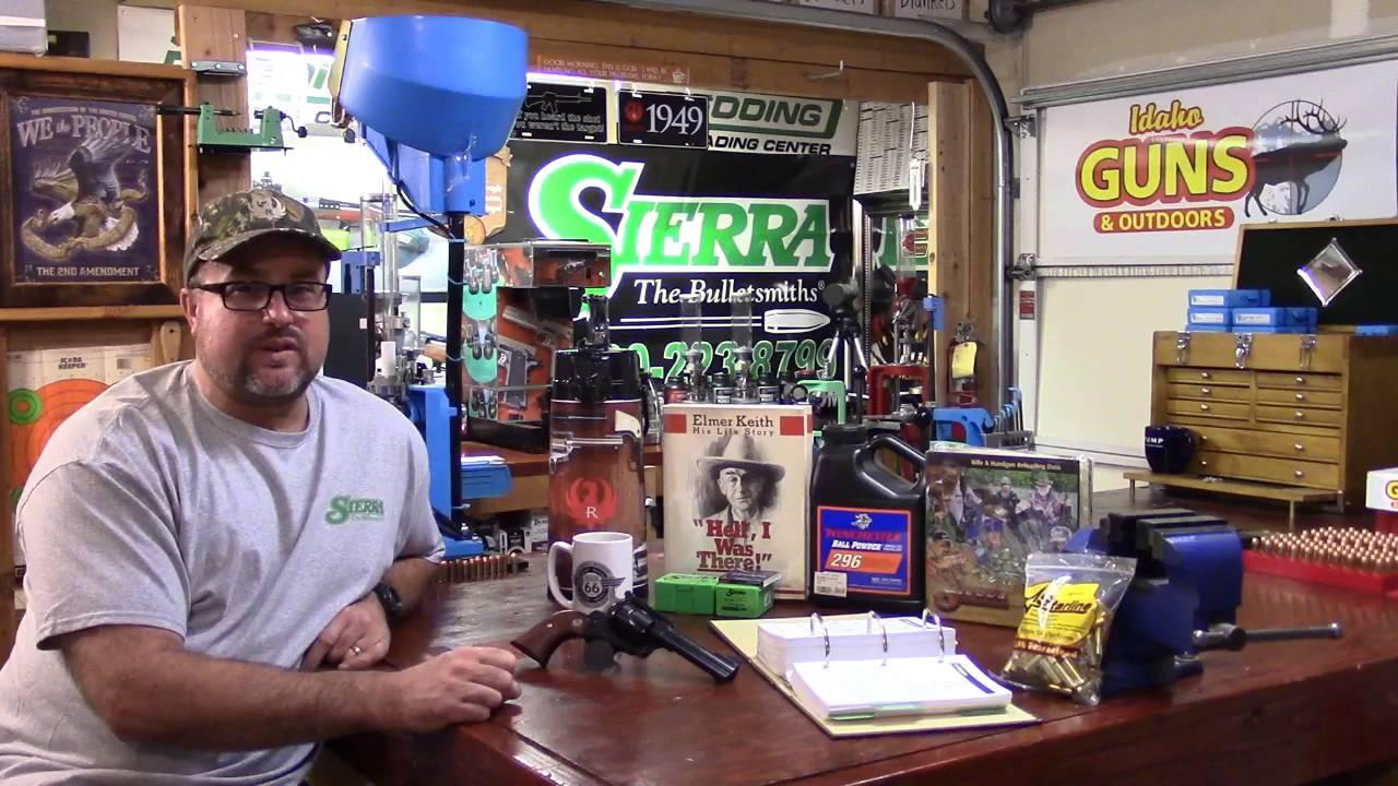 Sierra Sports Master Bullets, 41 Caliber, .410 Diameter, 170 GR. JHP, Power Jacket, 41 Magnum