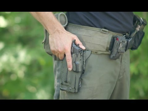 Video: Safe and Effective Use of the Holster from SIG Sauer Academy