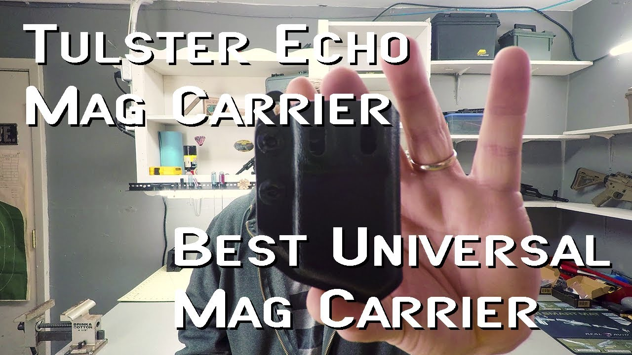 Tulster Echo Mag Carrier Review - Best Universal Mag Pouch