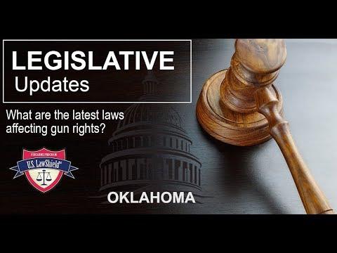 Oklahoma Legislative Updates 2017