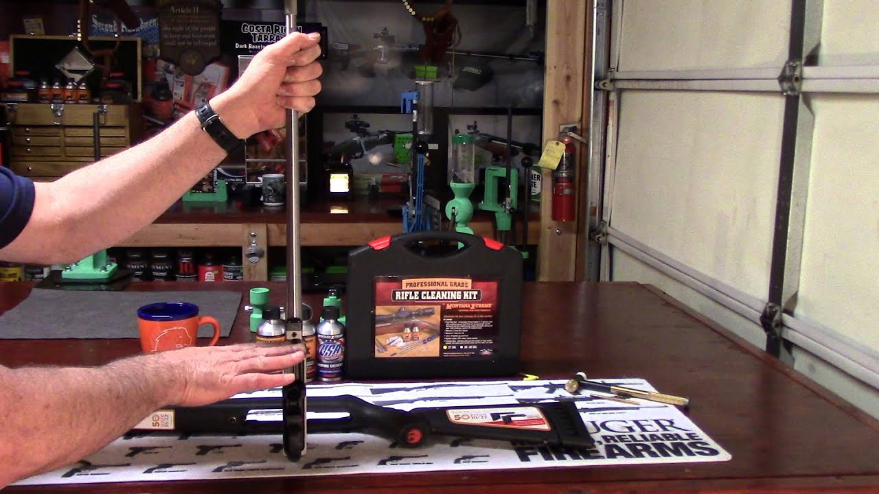 Ruger 10-22, 50th Anniversary, Installing the Stock, Video 16