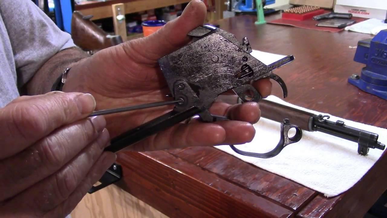 M1 Garand Series, Video 45, Trigger Housing Install