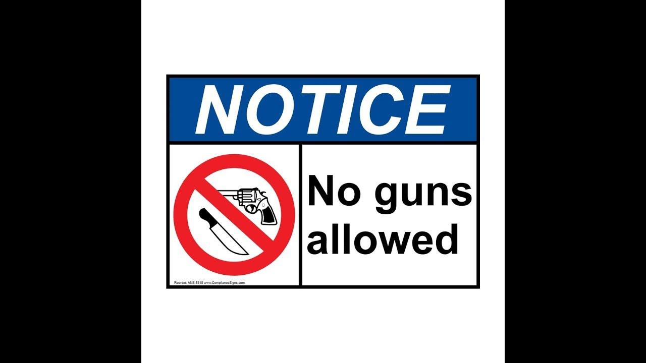 Kentucky Bill Seeks To Eliminate Gun Free Zones