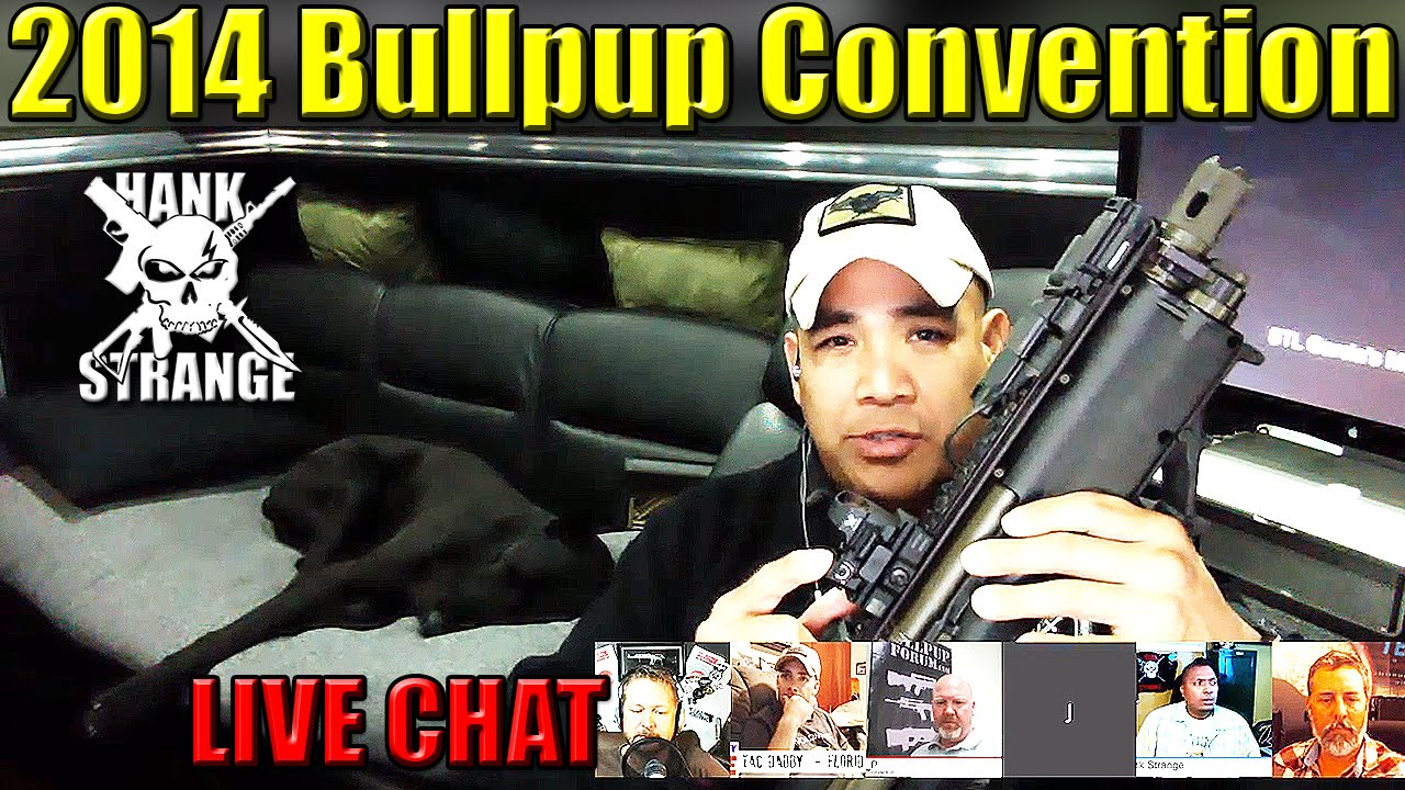 Hangout: Bullpup Convention 2014 Kentucky & Gun News