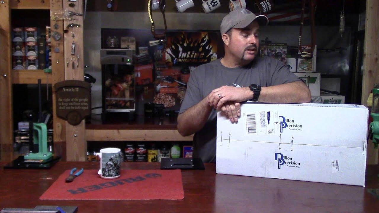 WBR, Video 36, Dillon Precision Reloading