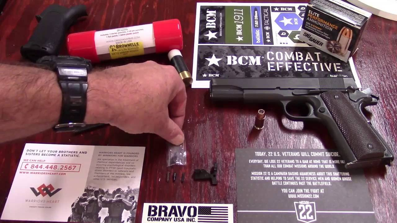 My First AR-15 Build, Video 9, BCMGUNFIGHTER Bolt Catch Install