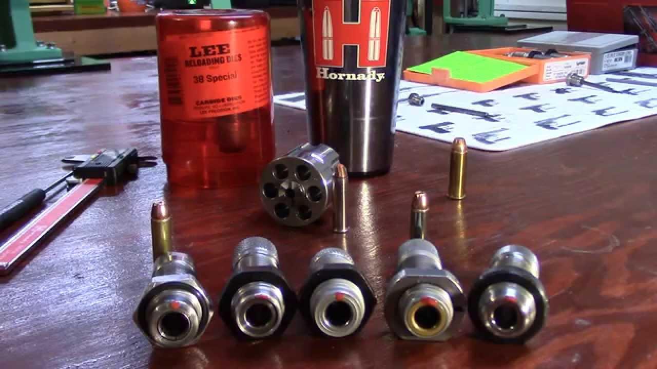 WBR, Video 102, Maximum Cartridge Minimum Chamber 38 Special