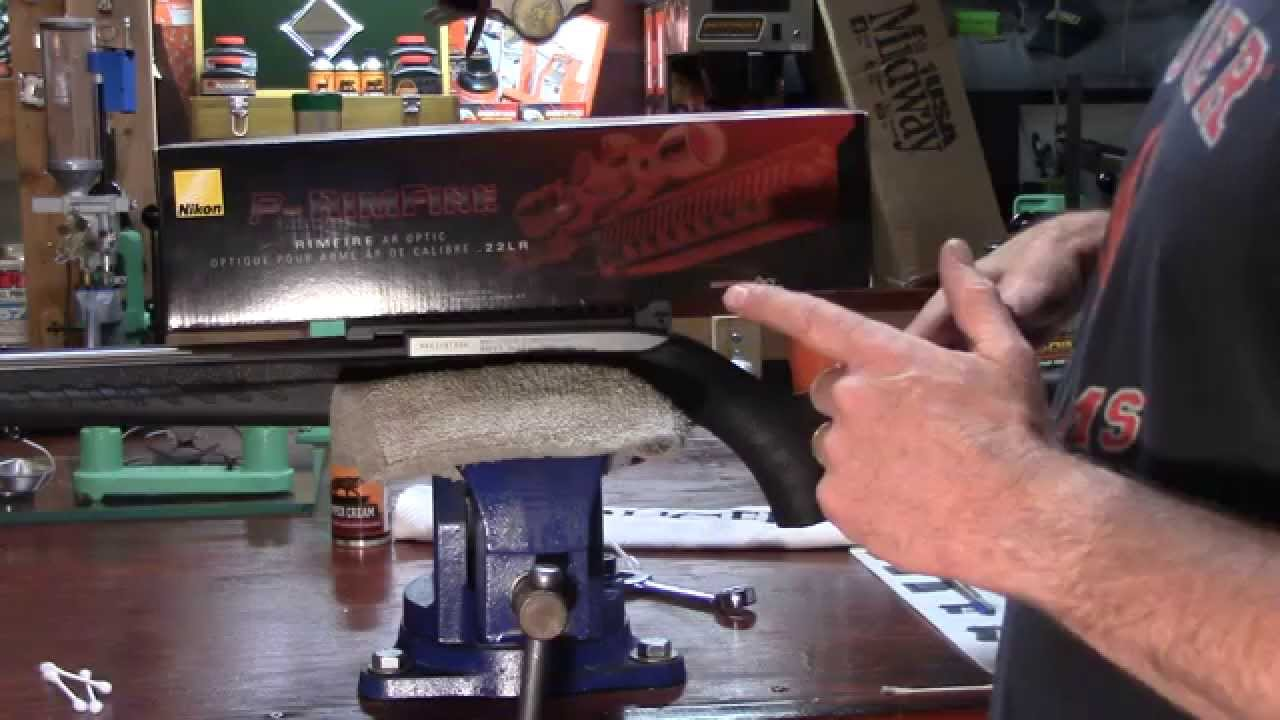 Ruger 10-22, 50th Anniversary Rifle, Assembling both Rifles, Video 25