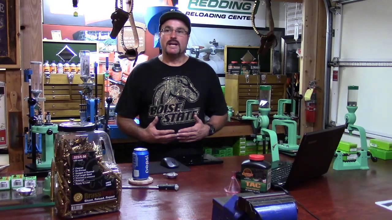 AR-15, 223 Rem. Reloading Series, Video 10, 223 Rem. vs. 5.56 NATO
