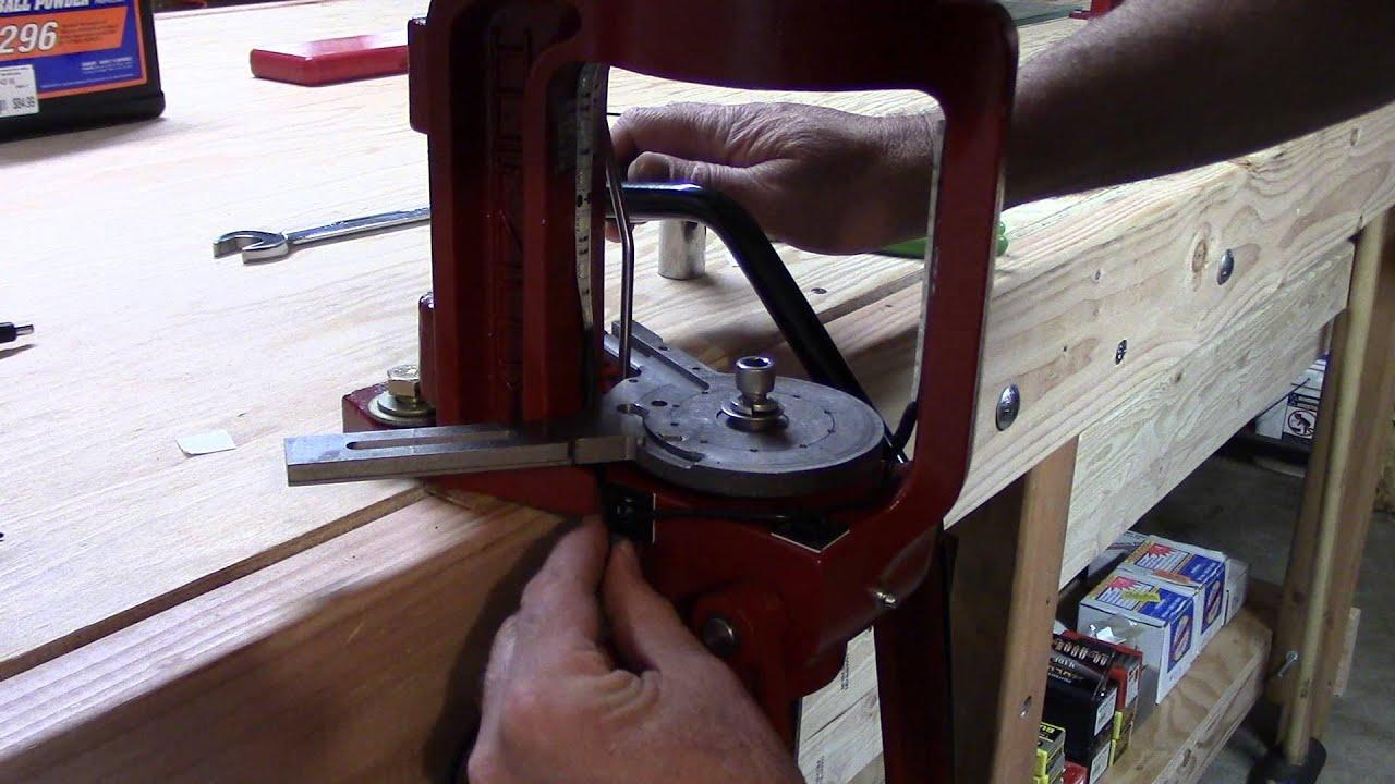 Hornady LNL Progressive Press, Inline Fabrication Lighting