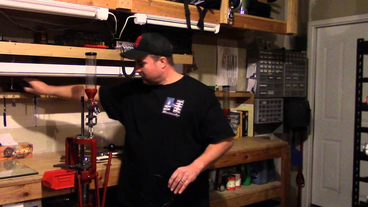Beginning Reloading, Video 5, Second Rule of Firearm Safety, Muzzle Control...