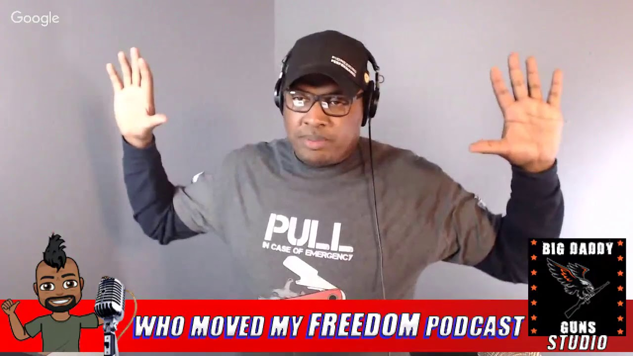 Podcast #120 - Donald Oprah & Who's Afraid Of The Gun Bunnies Hank Strange Who Moved My Freedom